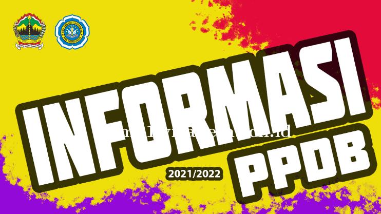 Informasi Penyelenggaraan PPDB Online SMA Negeri 1 Wiradesa [Slide Ver.]